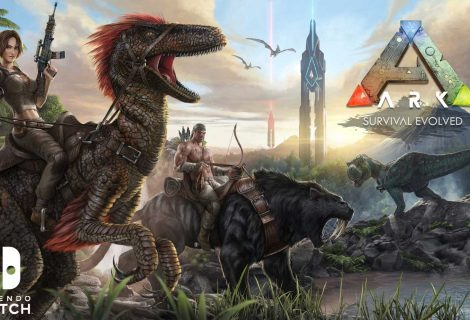 Ark: Survival Evolved Nintendo Switch Review