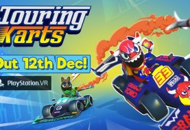 Touring Karts PSVR Review