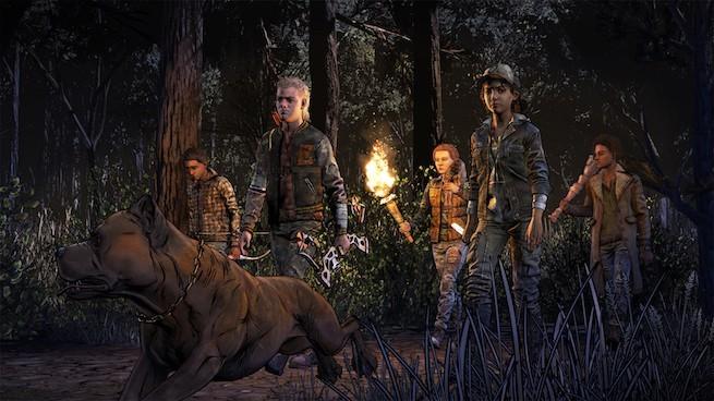 دموی قابل بازی The Walking Dead: The Final Season برروی اکسباکس وان منتشر شد