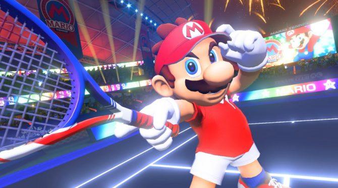 Mario Tennis Aces پرفروشترین بازی ماه ژوئن در آمریکا شد