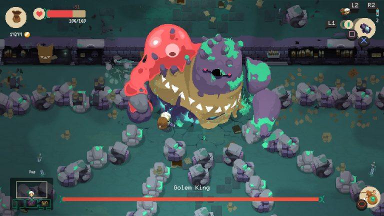 جدیدترین بهروزرسانی بازی Moonlighter عرضه شد