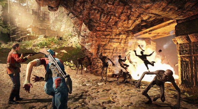ریبلیون دو حالت جدید برای بازی Strange Brigade معرفی کرد