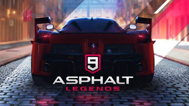 Asphalt 9: Legends در کمتر از یک هفته بیش از ۴ میلیون بار دانلود شده است