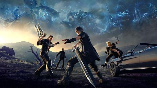 فروش Final Fantasy XV به ۷٫۷ میلیون نسخه رسید