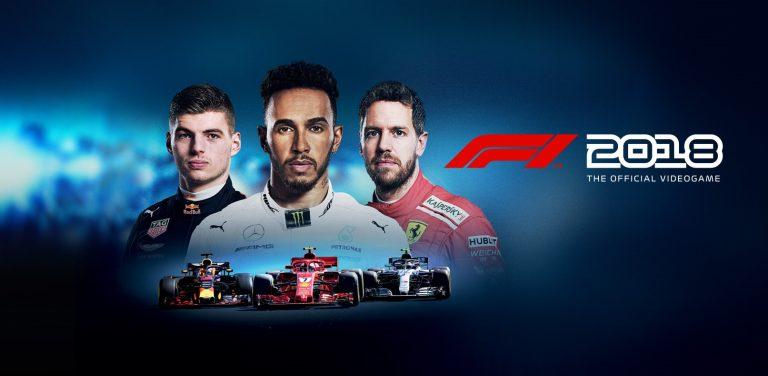 سیستم مورد نیاز عنوان F1 2018 مشخص شد