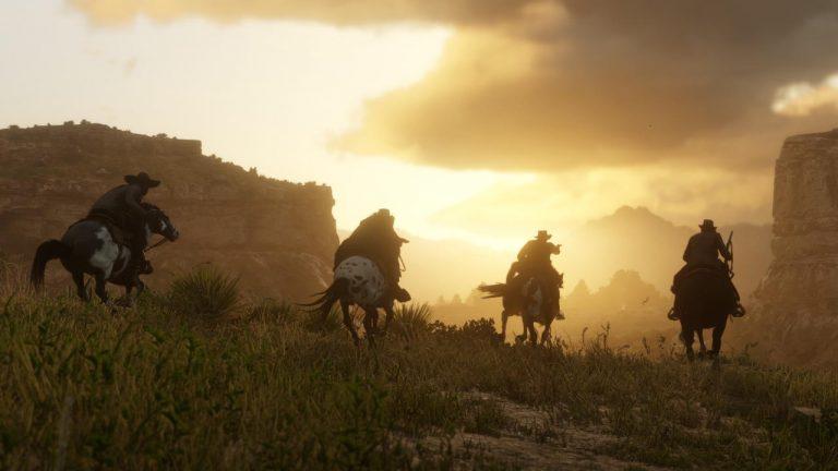 ناشر عنوان Red Dead Redemption 2 از انتشار این بازی بسیار هیجان زده است
