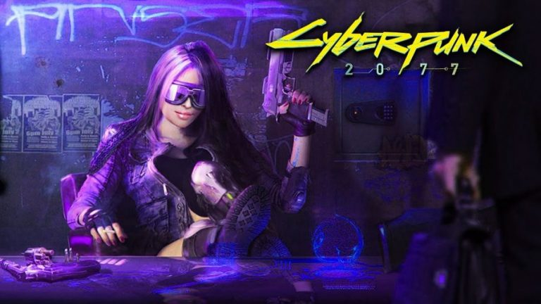 تصویر روی جلد جدیدترین شماره از مجله EDGE به بازی Cyberpunk 2077 اختصاص دارد
