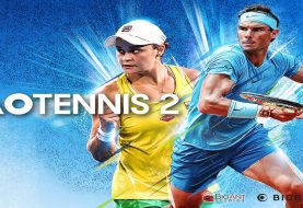 یک تنیس عالی AO Tennis 2