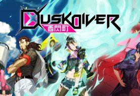 Dusk Diver عشق به بازی