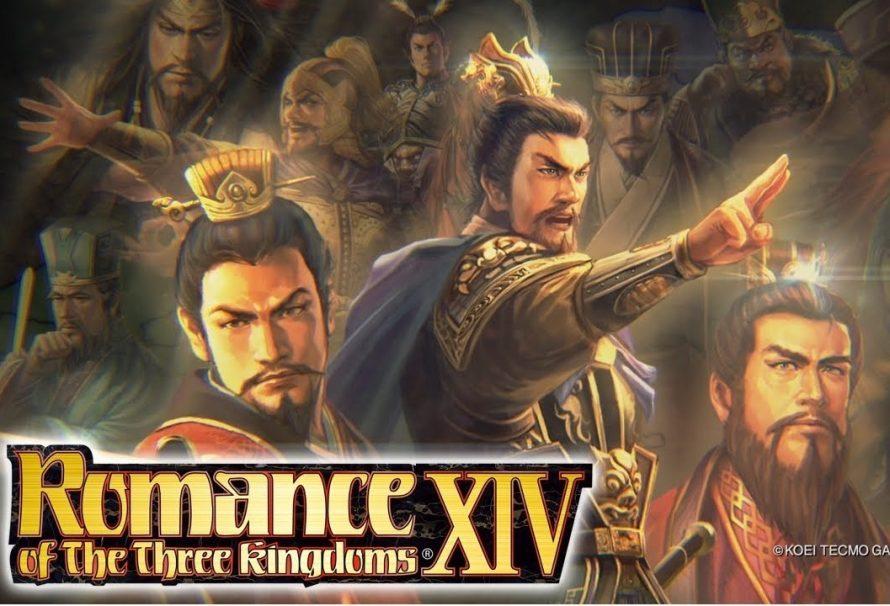 نقد و بررسی ROMANCE OF THE THREE KINGDOMS XIV