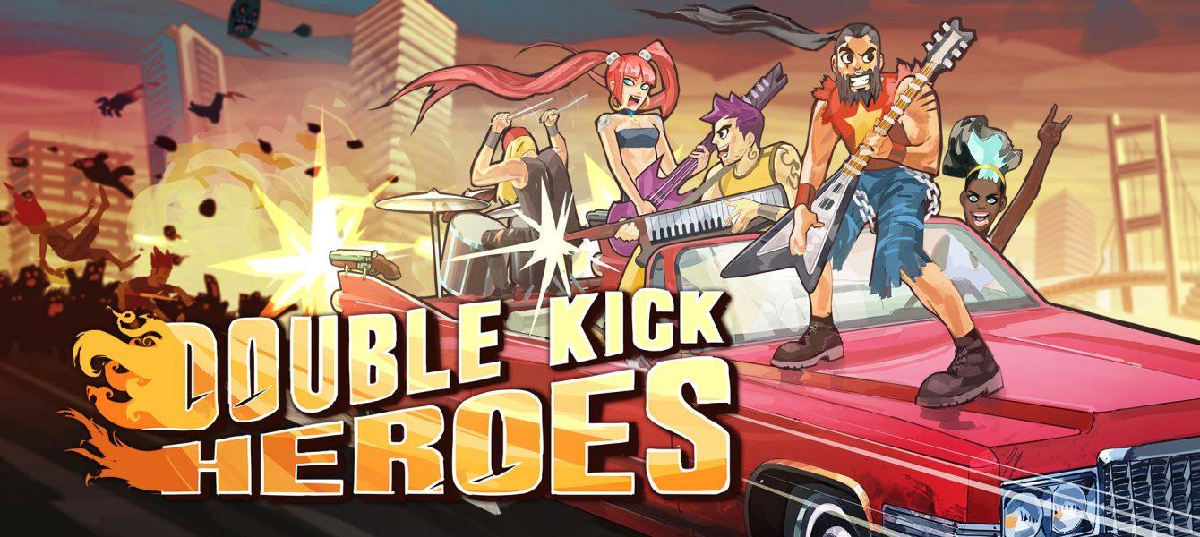 Update: Double Kick Heroes Going Rogue